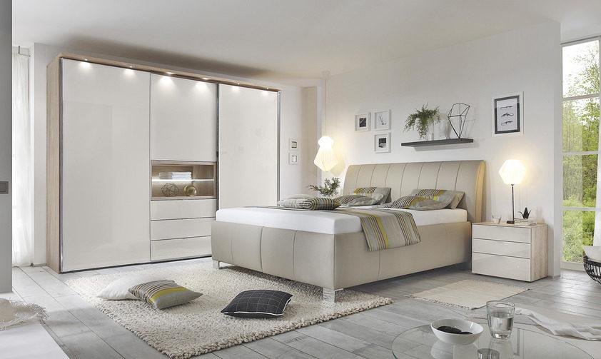 Wohnberatung Bühlen Kaunitz Verl, Räume, Schlafzimmer, Polsterbett ...